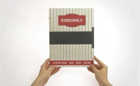 Stampa cartelline personalizzate: fermafogli » My Brochure | Stampa cartelline personalizzate | Scoop.it