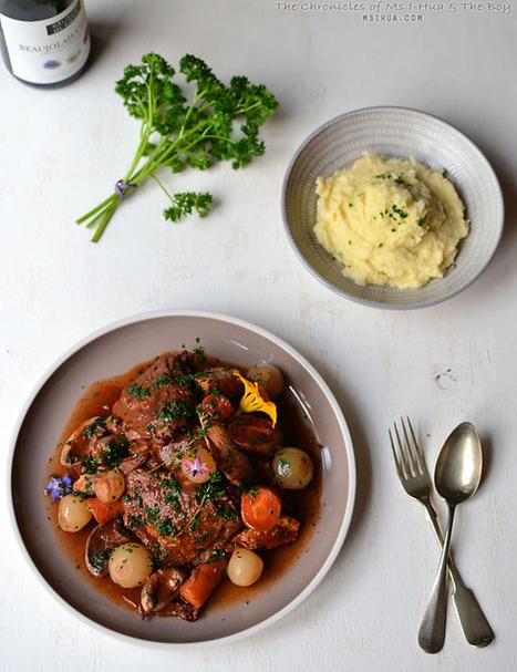 Cooking With Wine: A Delicious Coq Au Vin Recipe | comida | Scoop.it