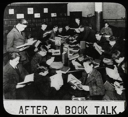 InaGlobal - Édition - Article - Communautés de lecteurs : la nouvelle aubaine ?   Du bon usage... ou du mauvais des bibliothèques numériques   Scoop.it