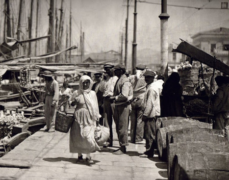 vintage everyday: Brilliant B&W Photos of a Simple & Quiet Greece from 1903-1930 | 1920's and 1930's | Scoop.it
