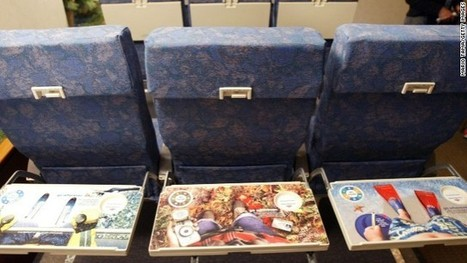 E. coli, MRSA can survive for days on planes   911   Scoop.it