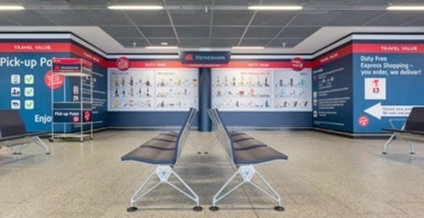 Hi-tech times as travel, retail and augmented reality hit airports after Chinese success story | E-Tourisme Mobile | Scoop.it