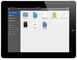 Documents para iPad, un interesante gestor de archivos gratuito | iPad classroom | Scoop.it