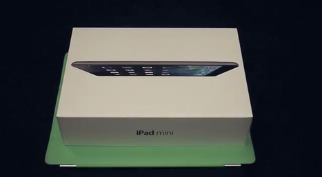 iPad mini with retina display | Apple Inc. News | Scoop.it