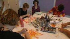 L'art-thérapie ou l'art de chasser les problèmes au cours d'ateliers à ... - France 3 | Info Psy | Scoop.it