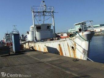 A la barre d'un site web consacré au navire, Franck Jourdin a aussi signé la pétition pour le sauver | Com' et territoire | Scoop.it
