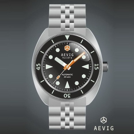 AEVIG Huldra Watch   Watch Magazine   Scoop.it