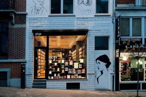 17 Bookstores That Will Literally Change Your Life | Write on.. | Scoop.it