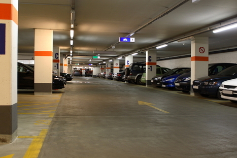 Commercial Parkade Cleaning | pressure washing - window cleaning in Vancouver | Scoop.it