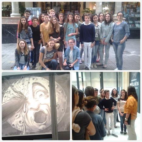 4ème : visite de l'expo sur Georges Méliès à la CaixaForum de Palma | Lycée Français MLF de Palma 2013-2014 | Scoop.it
