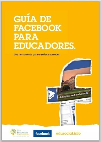 Guía de facebook para Educadores | Educational Innovation | Scoop.it