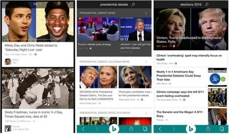 Microsoft's Bing mobile apps get support for Google'sAMP@investorseurope | Stockbroker | Scoop.it
