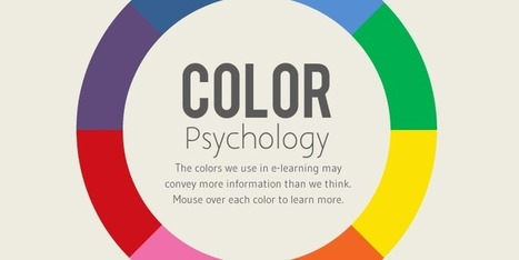 The Color Effect: How Your Palette Affects Learners - E-Learning Heroes | Learning Organizations | Scoop.it