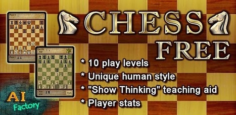 Chess Free - Android Market | Best of Android | Scoop.it