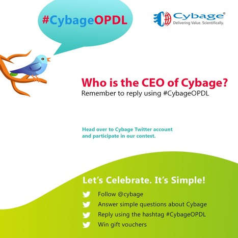 Get closer to your #Prize. Reply using #CybageOPDL and stand a chance to #win. | Cybage IT News | Scoop.it