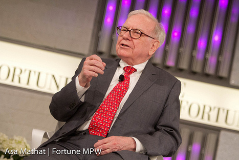 Looking Forward to Buffett and Sellers | Cass Shamond Draper - Talent Management | Scoop.it