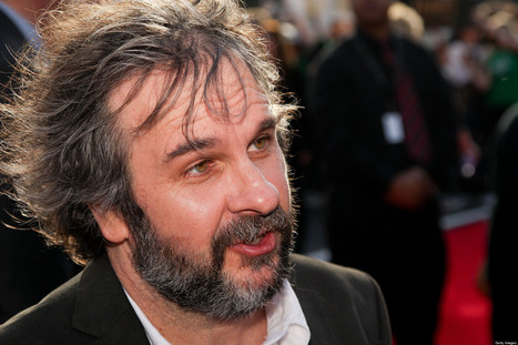 Peter Jackson Is Transforming Into the Next George Lucas - Huffington Post UK (blog)   'The Hobbit' Film   Scoop.it