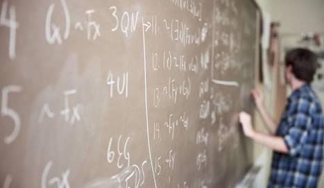 Los alumnos que huían de las matemáticas | Zientziak | Scoop.it