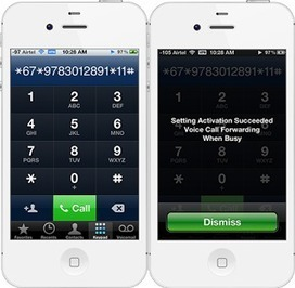 Call Forwarding in iPhone Simplified (Conditional) | iOS Tips & Tricks | Tech Info for Real Estate | Scoop.it