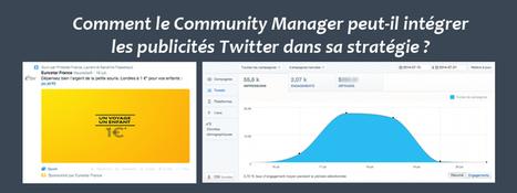 Comment le Community Manager peut-il intégrer les publicités Twitter dans sa stratégie ? - Clément Pellerin - Community Manager Freelance & Formateur réseaux sociaux | Tout sur Twitter | Scoop.it
