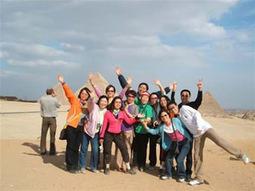 Tourisme : courtiser les Chinois | Égypt-actus | Scoop.it