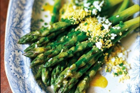 Chilled Asparagus Salad Recipe | Foodie Fun!! | Scoop.it