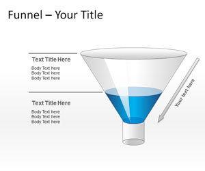 Funnel Diagram PowerPoint Template | renewable energy | Scoop.it