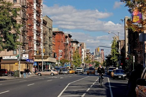 Bike lanes have actually sped up car traffic in New York City   my universe   Scoop.it