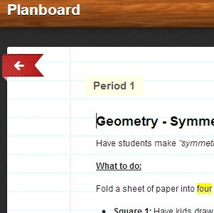 Planboard: A Web App To Help Teachers Plan Their Lessons | Teach-ologies | Scoop.it
