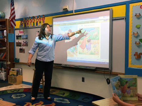 South Florida Schools Struggle To Find Enough Bilingual Teachers | Spanish in the United States | Scoop.it