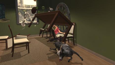 Goat Simulator - Launch Trailer - IGN Video | Video Games | Scoop.it