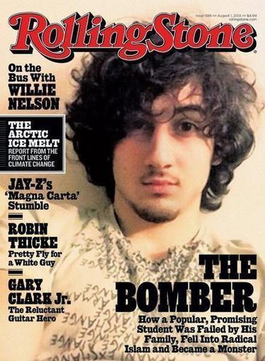 Post #10: Rolling Stone put Boston Marathon bombing suspect on cover | Boston Marathon Bombings 2013 | Scoop.it