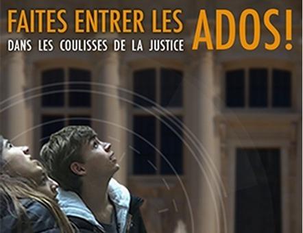 Faites entrer les ados - Dans les coulisses de la justice | Les nouvelles du CDI | Scoop.it