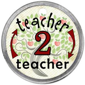 Teacher 2 Teacher: Teacher Blogs | Websites Classroom | Scoop.it
