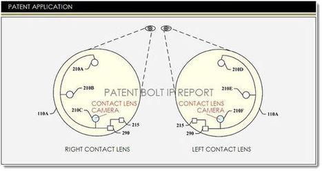 Google veut mettre des mini caméras dans les lentilles de contact | Un monde qui bouge (HighTech) | Scoop.it