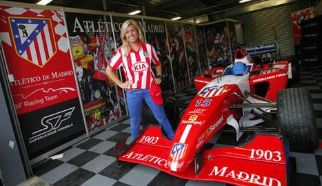 ¿María de Villota en la Fórmula 1? | Homenaje a María de Villota | Scoop.it