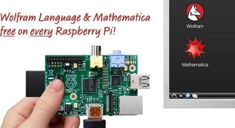 Raspberry Pi puede ser tu nuevo profesor de matemáticas | tecnología industrial | Scoop.it