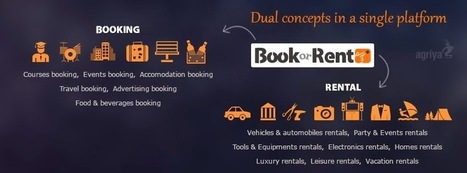 BookorRent: What is so exclusive to choose BookorRent? | BookOrRent - Booking Software, Rental Software - Agriya | Scoop.it