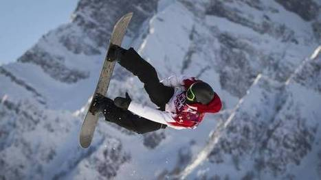 What makes extreme athletes take risks? - The Globe and Mail | Sport Research | Scoop.it