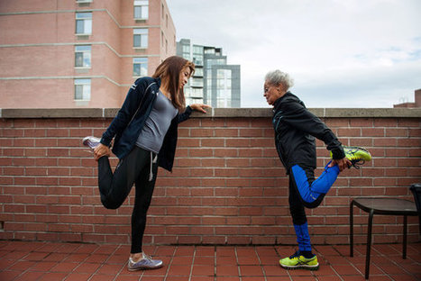 At 100, Still Running for Her Life | Physical and Mental Health - Exercise, Fitness and Activity | Scoop.it
