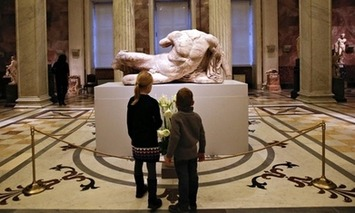 British Museum right to loan Parthenon marbles to Russia | The Guardian | Kiosque du monde : A la une | Scoop.it