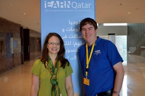 #iEARN13 Takeaways (#RoadtoDoha Part 5) – A Relief Teacher's Journey   iEARN in Action   Scoop.it
