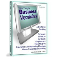 Top 20 Business Vocabulary - free download | ESP  - English for Specific Purposes | Scoop.it