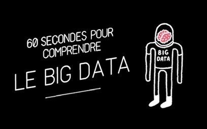 60 secondes pour comprendre le big data | LucileHLG | Scoop.it