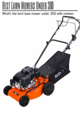 Best Lawn Mowers Under 300: What's the best lawn mower under 300 with reviews | Fun Stuff | Scoop.it