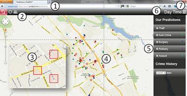Un logiciel utilisé par la police pour prédire les crimes et délits   RPCN   Scoop.it