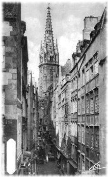 Ancienne cathédrale Saint-Vincent à St-Malo en Ille et vilaine | Revue de Web par ClC | Scoop.it
