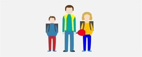 Écomobilité scolaire : repenser le trajet domicile-école | Mobilités et modes de vie | Scoop.it