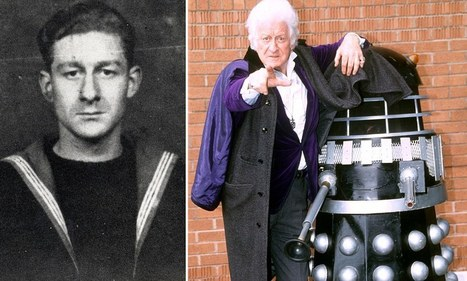Jon Pertwee's secret life as a wartime agent | Quite Interesting News | Scoop.it
