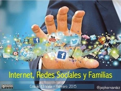 Internet, redes sociales y padres   ESCUELA FAMILIAR   Scoop.it